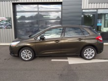 Citroën C4 EXCLUSIVE 1.6 HDI 115CH