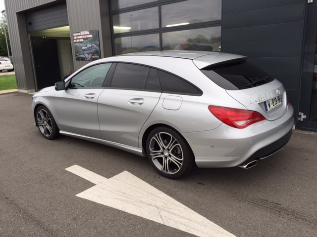 Mercedes CLA SHOOTING BREAK 200 BVA