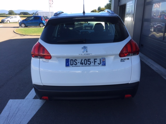 Peugeot 2008 ACTIVE 1.6 HDI 92CH