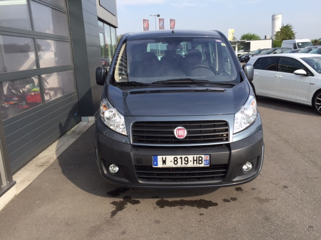 Fiat scudo jtd 130ch 4x4 8 places garage schneider for Garage fiat 94