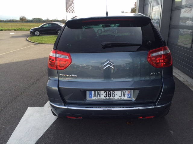 Citroën C4 Picasso EXCLUSIVE 1.6 HDI 112CH