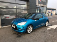 Citroën DS3 SO CHIC 1.6 HDI 92CH