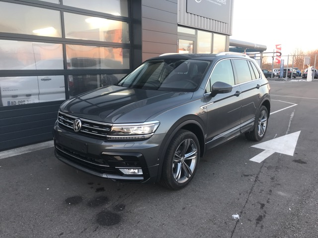 volkswagen tiguan carat r line tdi 150ch 4m dsg garage schneider roeschwoog. Black Bedroom Furniture Sets. Home Design Ideas