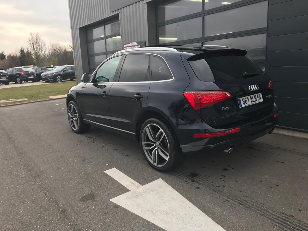 q5 d occasion audi q5 occasion bretagne 2 0 tdi170 dpf avus noir 34990 56610 km brest finistere. Black Bedroom Furniture Sets. Home Design Ideas