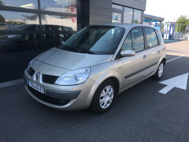 Renault Scénic 2 1.5 DCI 105CH