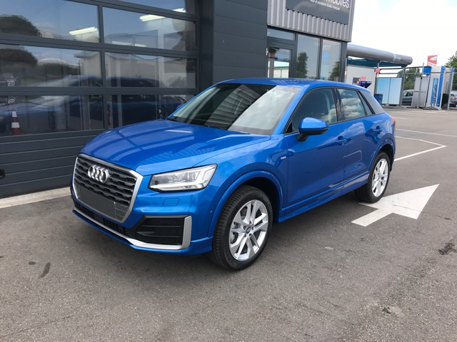 audi q2 sport tfsi 150ch stronic 16 garage schneider roeschwoog. Black Bedroom Furniture Sets. Home Design Ideas