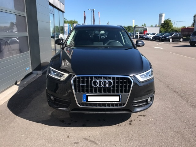 Audi Q3 177CH STRONIC QUATTRO AMBITION LUXE