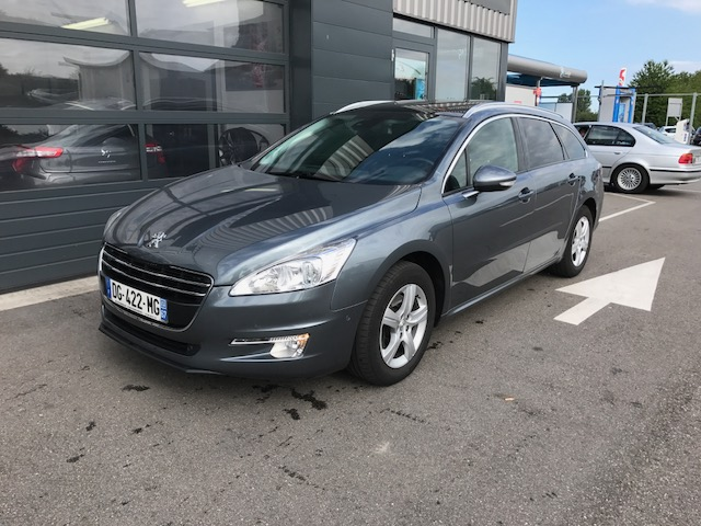 Peugeot 508 SW 2.0 HDI 140CH BUSINESS