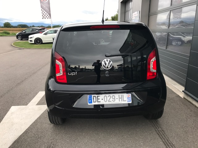 Volkswagen Up! BLACK EDITION 1.0 60CH GPS