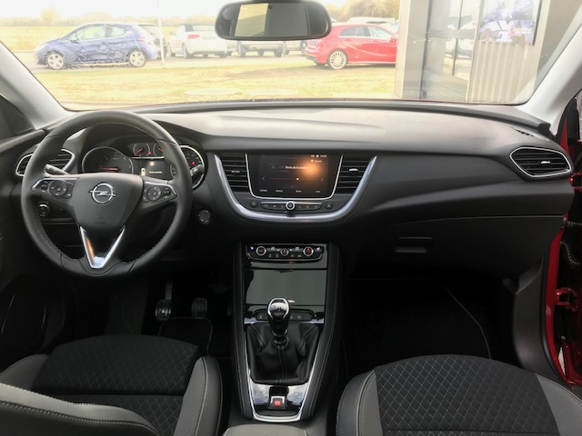 Opel Grandland X INNOVATION + 1.6 D 120CH
