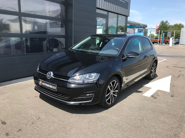 Volkswagen Golf 7 HIGHLINE 1.4 TSI 122CH