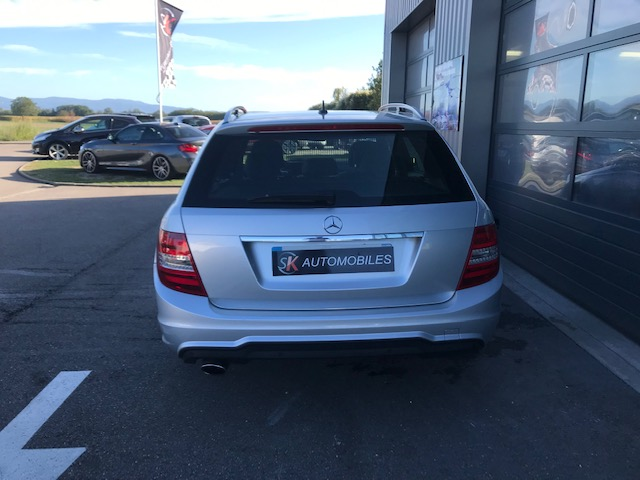 Mercedes Classe C 220 CDI AMG BREAK BVA