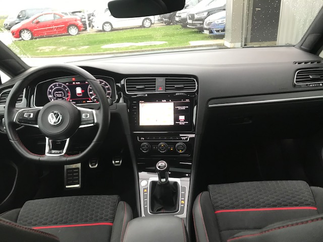 Volkswagen Golf 7 GTI PERFORMANCE PH2 KEYLESS